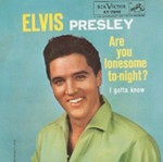 Elvis Presley - Are you lonesome tonight cover