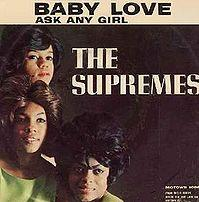 The Supremes - Baby Love cover