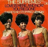 The Supremes - Love Is Here And Now You're Gone cover