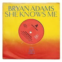 Bryan Adams - She Knows Me cover