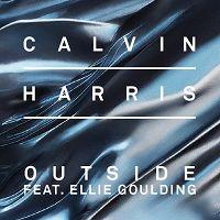Calvin Harris ft. Ellie Goulding - Outside cover