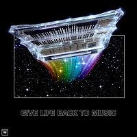 Daft Punk - Give Life Back to Music cover