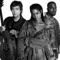 Rihanna & Kanye West & Paul McCartney - FourFiveSeconds cover