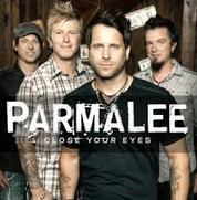 Parmalee - Close Your Eyes cover