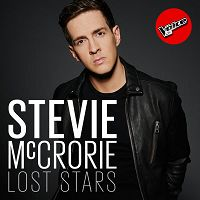 Stevie McCrorie - Lost Stars cover