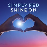 Simply Red - Shine On cover