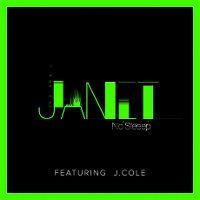 Janet Jackson ft. J. Cole - No Sleeep cover