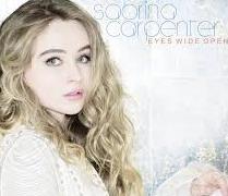 Sabrina Carpenter - Eyes Wide Open cover