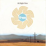Free - All right now cover