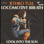 Jethro Tull - Locomotive breath cover