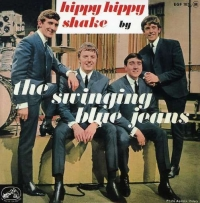 The Swinging Blue Jeans - Hippy hippy shake cover