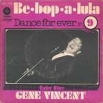 Gene Vincent - Be Bop A Lula cover