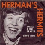 Herman's Hermits - There's a kind of hush cover