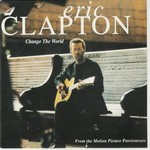 Eric Clapton - Change the world cover
