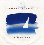 Chris de Burgh - Sailing away cover