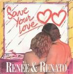 Renee & Renato - Save your love cover