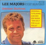 Lee Majors - The Unknown Stuntman cover