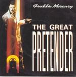 Freddie Mercury - The great pretender cover