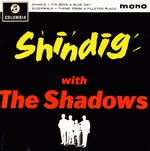 The Shadows - It's been a blue day cover