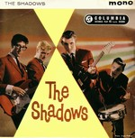 The Shadows - Mustang cover