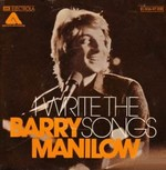 Barry Manilow - I write the songs cover