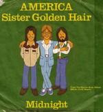 America - Sister golden hair cover