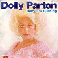 Dolly Parton - Baby I'm burning cover