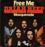 Uriah Heep - Free Me cover