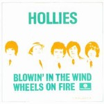 The Hollies - Blowing in the wind cover