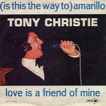 Tony Christie - Is This The Way To Amarillo cover