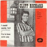 Cliff Richard - I Could Easily Fall In Love With You cover