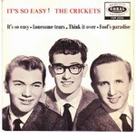 Buddy Holly & the Crickets - It's So Easy cover