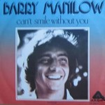 Barry Manilow - Can't smile without you cover