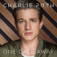 Charlie Puth - One Call Away cover