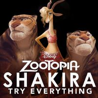 Shakira - Try Everything (from Zootopia) cover