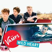 The Vamps - Wild Heart cover