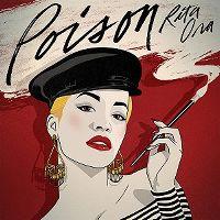 Rita Ora - Poison cover