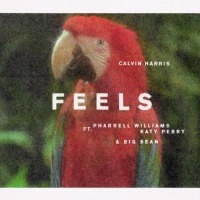 Calvin Harris ft Pharrell Williams, Katy Perry & B - Feels cover
