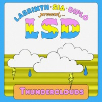 LSD ft. Labrinth, Sia, Diplo - Thunderclouds cover