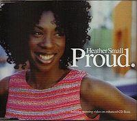 Heather Small - Proud cover