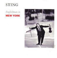Sting - Englishman In New York cover