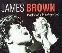 James Brown - Papa's Got A Brand New Bag cover