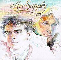 Air Supply - Making Love Out Of Nothing At All cover