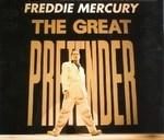 Freddie Mercury (Queen) - The Great Pretender cover