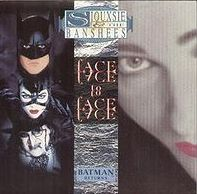 Siouxsie and the Banshees - Face To Face (from Batman Returns) cover