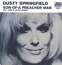 Dusty Springfield - Son of a Preacher Man cover