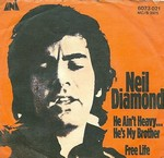 Neil Diamond - He Ain't Heavy, He's My Brother cover