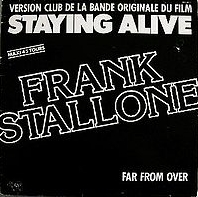 Frank Stallone - Far From Over cover