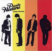 Paolo Nutini - These Streets cover