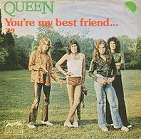Queen - You're My Best Friend cover